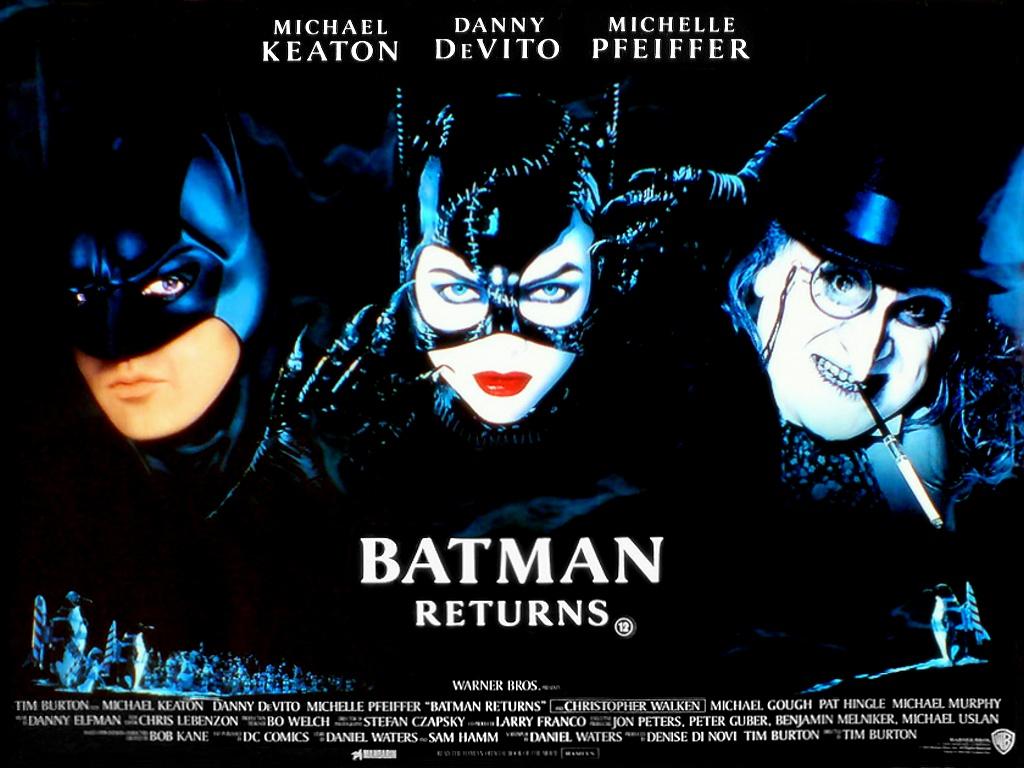 смотреть бэтмен 1992 мультик